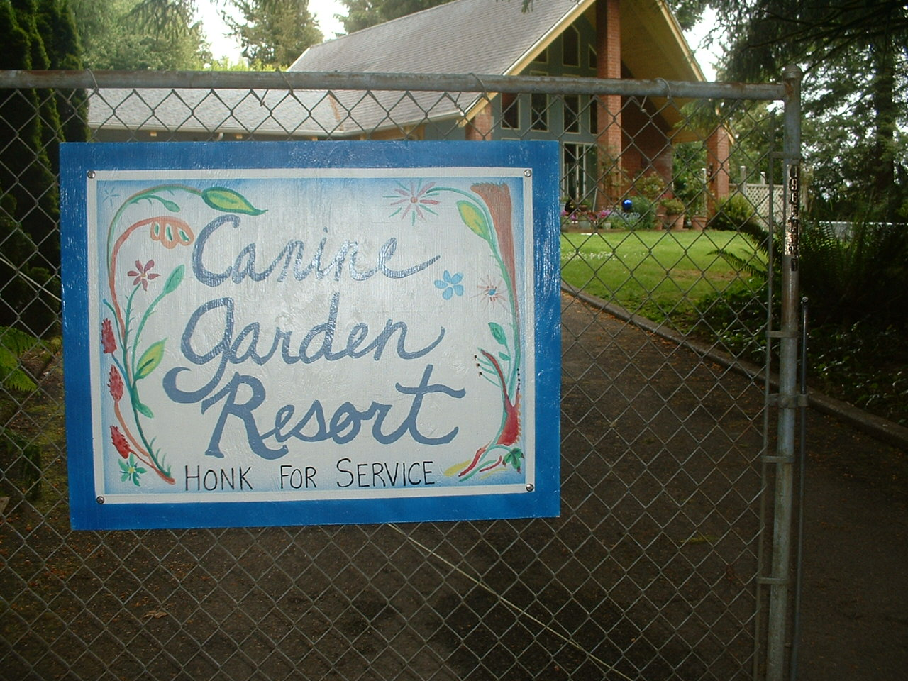 The Canine Garden Resort